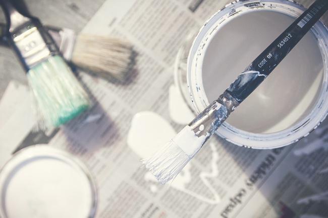 peinture pour meuble en bois