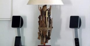 5 objets déco à faire soi-même avec du bois flotté