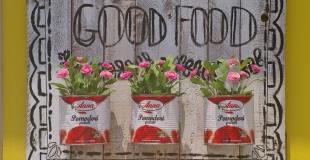 Comment fabriquer des pots de fleurs avec des boîtes de conserve ?