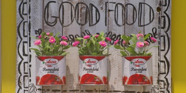 Comment Fabriquer Des Pots De Fleurs Avec Des Boites De Conserve