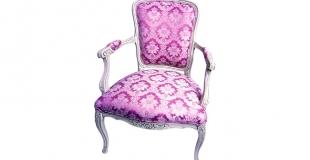Comment restaurer un fauteuil Voltaire ?