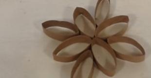 5 idées brico déco à faire avec vos rouleaux de papier toilette usagés