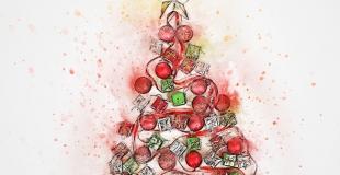 5 idées de sapin de Noël à faire soi-même
