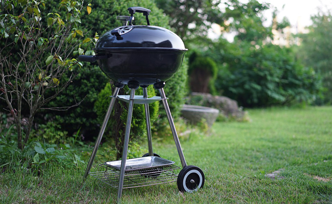 barbecue de marque